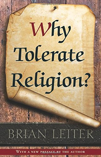 9780691153612: Why Tolerate Religion?
