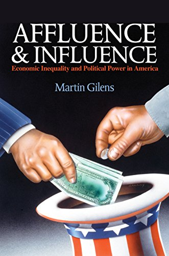 9780691153971: Affluence and Influence: Economic Inequality and Political Power in America