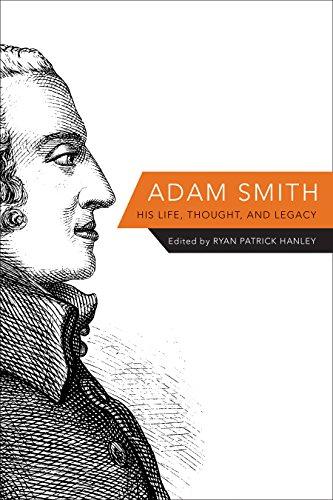 Adam Smith (Hardcover): Ryan Hanley