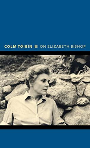 9780691154114: On Elizabeth Bishop (Writers on Writers)