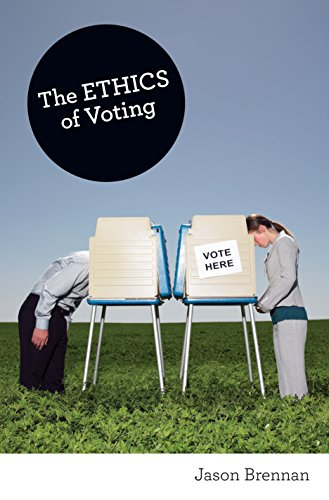 9780691154442: The Ethics of Voting