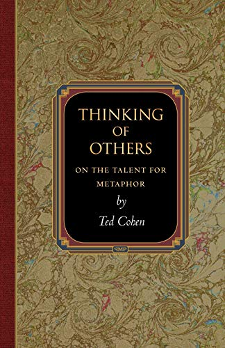 9780691154466: Thinking of Others: On the Talent for Metaphor