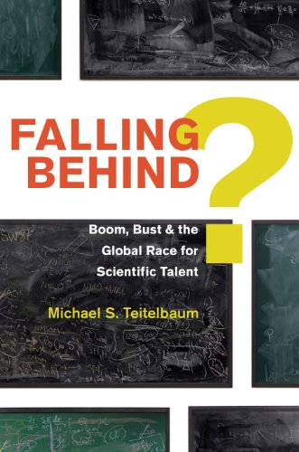 9780691154664: Falling Behind?: Boom, Bust, and the Global Race for Scientific Talent