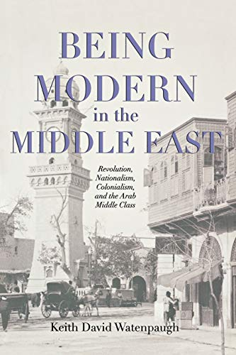 9780691155111: Being Modern in the Middle East: Revolution, Nationalism, Colonialism, and the Arab Middle Class