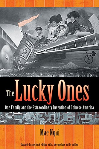 9780691155326: The Lucky Ones: One Family and the Extraordinary Invention of Chinese America