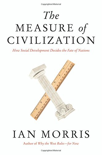9780691155685: The Measure of Civilization: How Social Development Decides the Fate of Nations