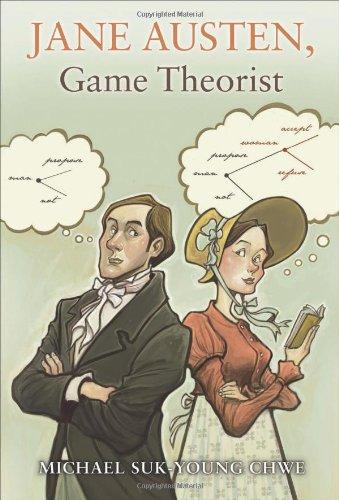 9780691155760: Jane Austen, Game Theorist