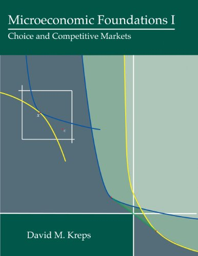 9780691155838: Microeconomic Foundations I: Choice and Competitive Markets