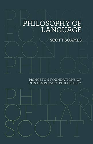 9780691155975: Philosophy of Language
