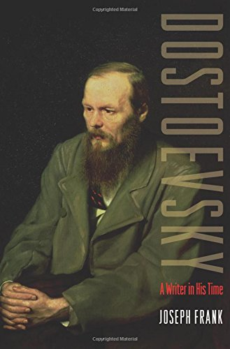 9780691155999: Dostoevsky: A Writer in His Time
