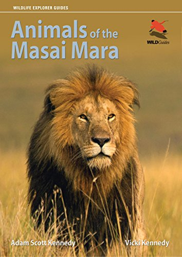9780691156019: Animals of the Masai Mara (Princeton University Press (WILDGuides))