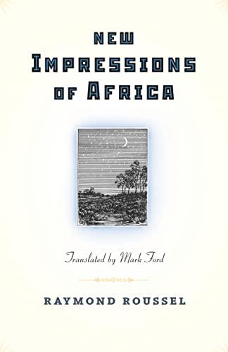 9780691156033: New Impressions of Africa / Nouvelles Impressions d'Afrique