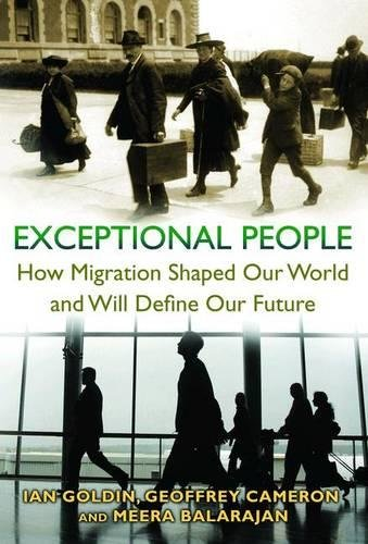 9780691156316: Exceptional People: How Migration Shaped Our World and Will Define Our Future