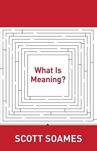 9780691156392: What Is Meaning?