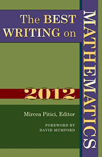 9780691156552: The Best Writing on Mathematics 2012
