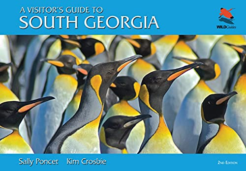 9780691156583: A Visitor's Guide to South Georgia (WILDGuides)
