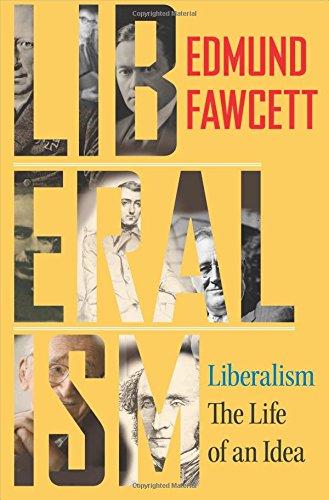Liberalism (Hardcover): Edmund Fawcett
