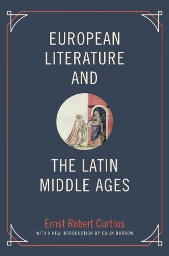 9780691157009: European Literature and the Latin Middle Ages (Princeton University Press)