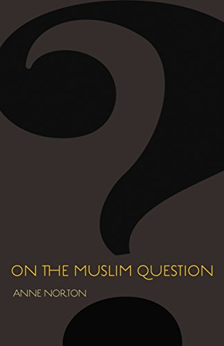 9780691157047: On the Muslim Question (The Public Square)