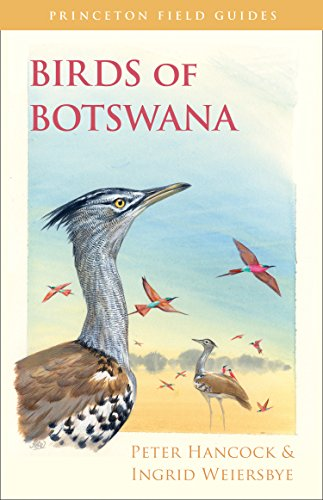 9780691157177: Birds of Botswana (Princeton Field Guides)