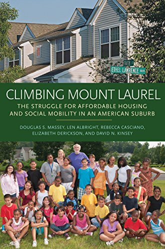 9780691157290: Climbing Mount Laurel: The Struggle for Affordable Housing and Social Mobility in an American Suburb