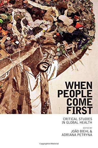 9780691157399: When People Come First: Critical Studies in Global Health