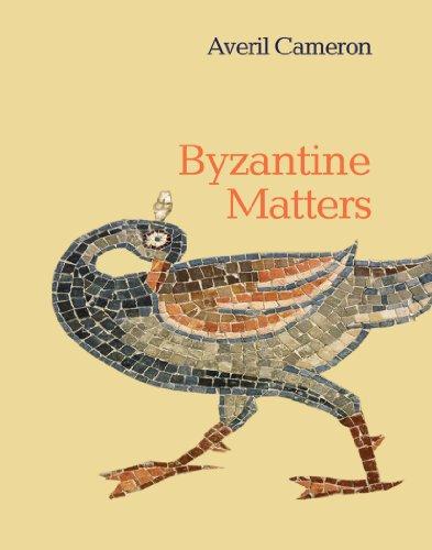 Byzantine Matters: Cameron, Avril
