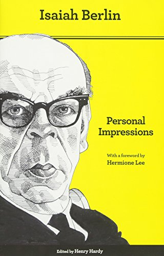 9780691157702: Personal Impressions