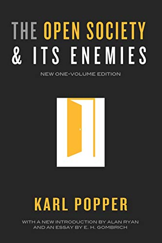 Open Society and its Enemies (Paperback): Karl Popper