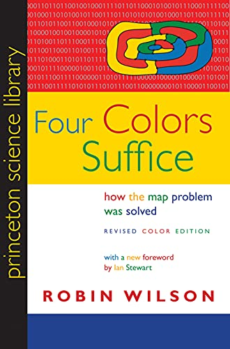 9780691158228: Four Colors Suffice: How the Map Problem Was Solved (Princeton Science Library)