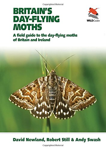 9780691158327: Britain's Day-flying Moths: A Field Guide to the Day-flying Moths of Britain and Ireland (Princeton University Press (WILDGuides))