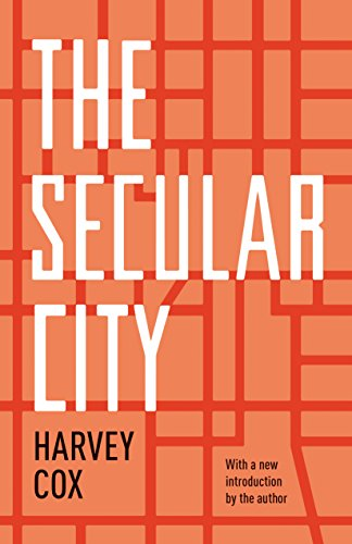 9780691158853: The Secular City: Secularization and Urbanization in Theological Perspective