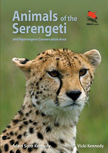 9780691159089: Animals of the Serengeti: And Ngorongoro Conservation Area (WILDGuides)
