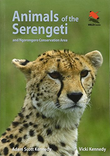 9780691159089: Animals of the Serengeti and Ngorongoro Conservation Area