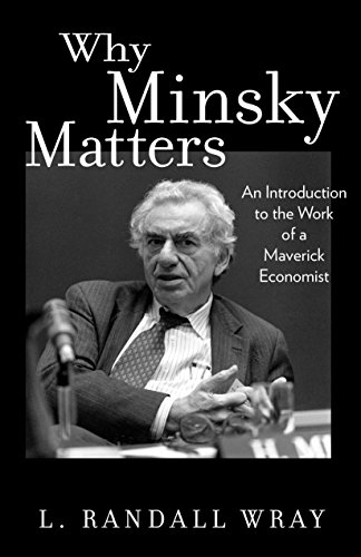 9780691159126: Why Minsky Matters: An Introduction to the Work of a Maverick Economist