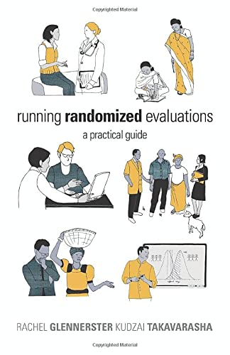 9780691159270: Running Randomized Evaluations: A Practical Guide