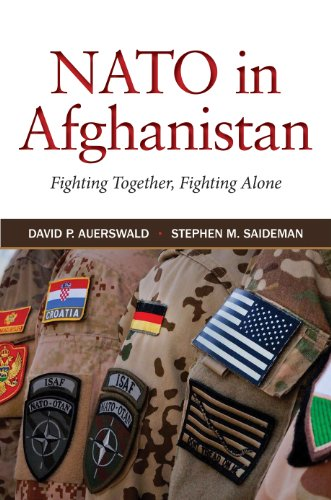 9780691159386: NATO in Afghanistan - Fighting Together, Fighting Alone