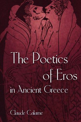 9780691159430: The Poetics of Eros in Ancient Greece