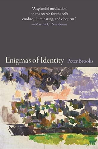 9780691159539: Enigmas of Identity