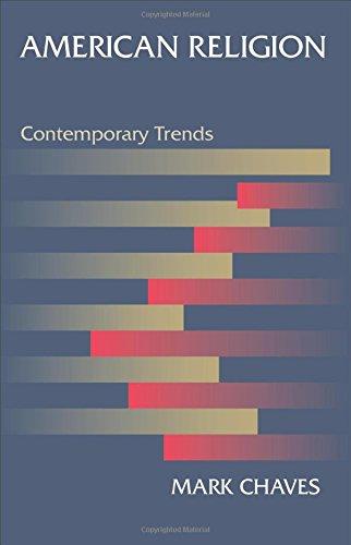 9780691159669: American Religion: Contemporary Trends