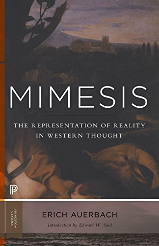 9780691160221: Mimesis: The Representation of Reality in Western Literature (Princeton Classics)