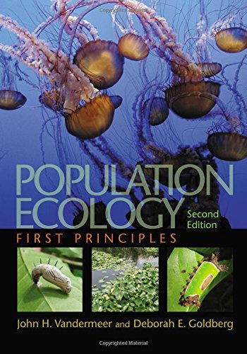 9780691160313: Population Ecology: First Principles, Second Edition