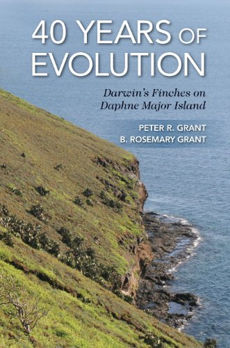 9780691160467: 40 Years of Evolution: Darwin's Finches on Daphne Major Island