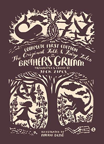 9780691160597: The Original Folk and Fairy Tales of the Brothers Grimm: The Complete First Edition