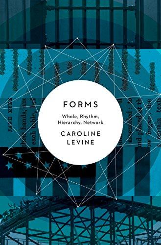 9780691160627: Forms: Whole, Rhythm, Hierarchy, Network
