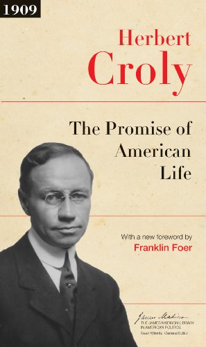9780691160689: The Promise of American Life