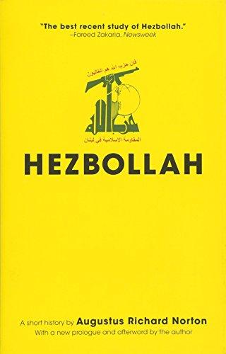 9780691160818: Hezbollah: A Short History (Princeton Studies in Muslim Politics)