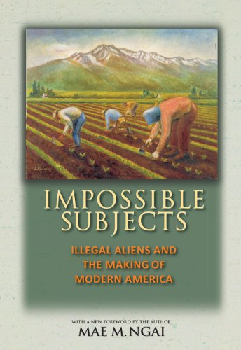 9780691160825: Impossible Subjects: Illegal Aliens and the Making of Modern America (Politics and Society in Modern America)