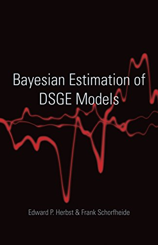 9780691161082: Bayesian Estimation of DSGE Models (The Econometric and Tinbergen Institutes Lectures)