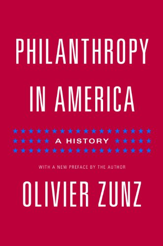 9780691161204: Philanthropy in America: A History (Politics and Society in Modern America)